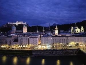 Incentive Reise nach Salzburg