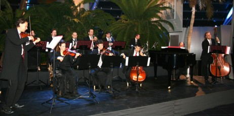 Salzburger Ballorchester Firmenevent